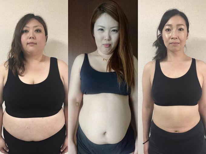 トータル−33kgの減量に成功!!合同ダイエットプログラム結果報告。